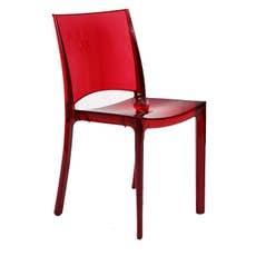 chaise de jardin en polycarbonate paris lux transparent. Black Bedroom Furniture Sets. Home Design Ideas