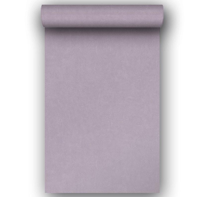 papier peint intiss beton mat violet leroy merlin. Black Bedroom Furniture Sets. Home Design Ideas