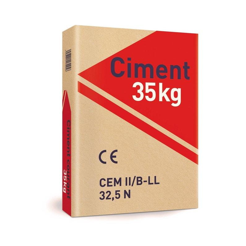 Ciment Gris Ce 35 Kg