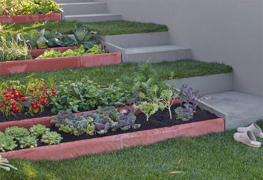 Aménager un jardin en pente   Leroy Merlin