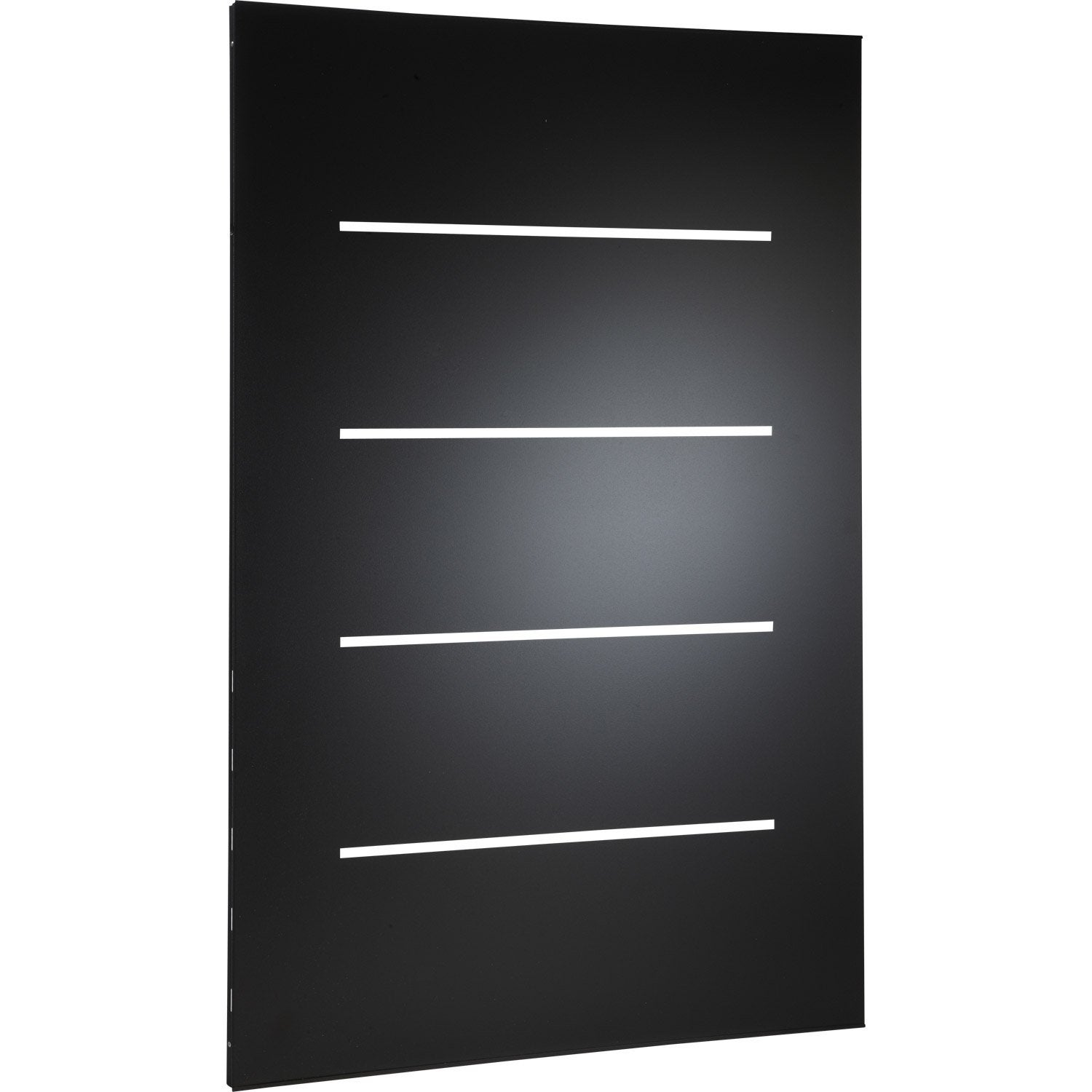 plaque de protection murale noir atelier dixneuf horizon. Black Bedroom Furniture Sets. Home Design Ideas