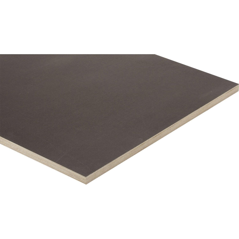 panneau contreplaqu antid rapant ep 9 mm x x. Black Bedroom Furniture Sets. Home Design Ideas
