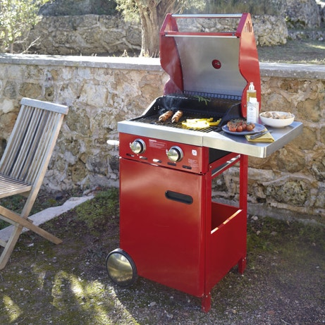 Barbecue gaz rouge Florida