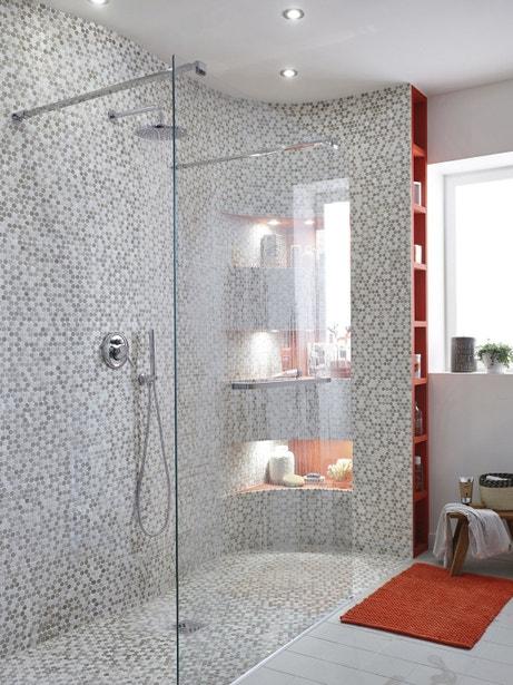douche l 39 italienne styles et tendances leroy merlin. Black Bedroom Furniture Sets. Home Design Ideas