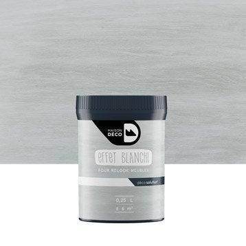 Gel blanchi RELOOK MEUBLE MAISON DECO, blanc, 0,25 l