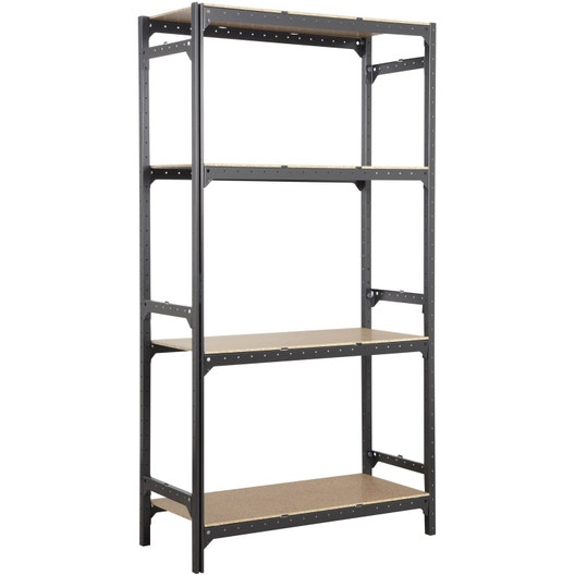 etagere metal dressing