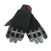 Gants spécial tronçonneuse OREGON noir et gris, taille 8 / M