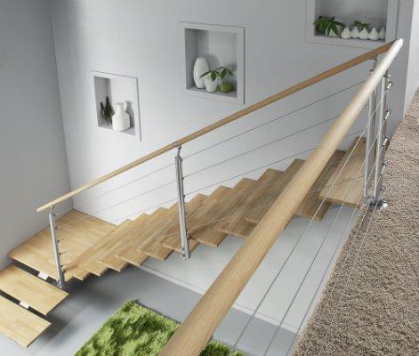 Comment Choisir Sa Rambarde D Escalier Leroy Merlin
