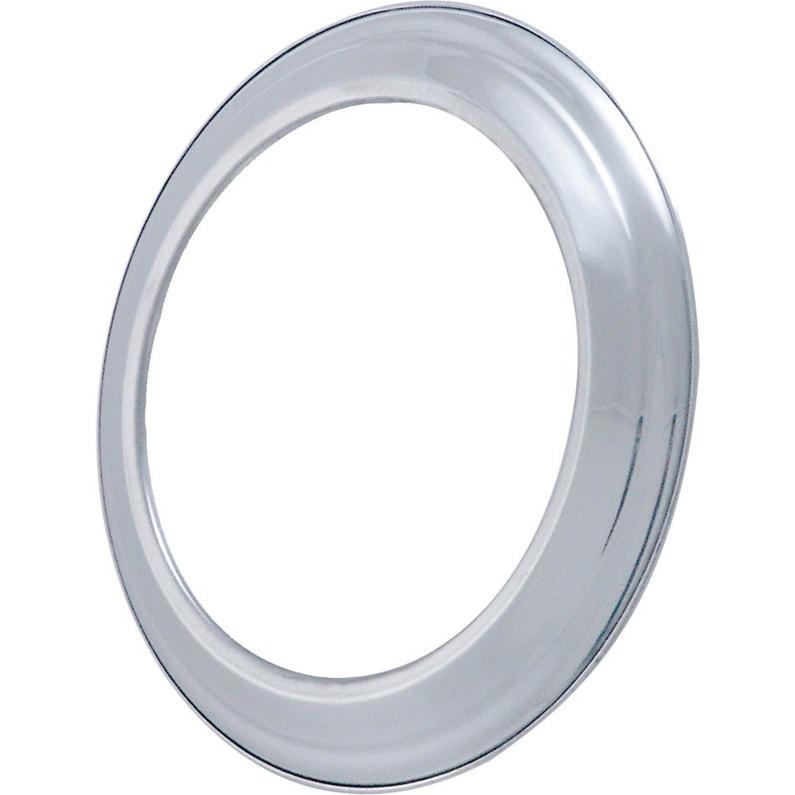Rosace Pour Raccordement Isotip Joncoux D 125 Aluminium Cm