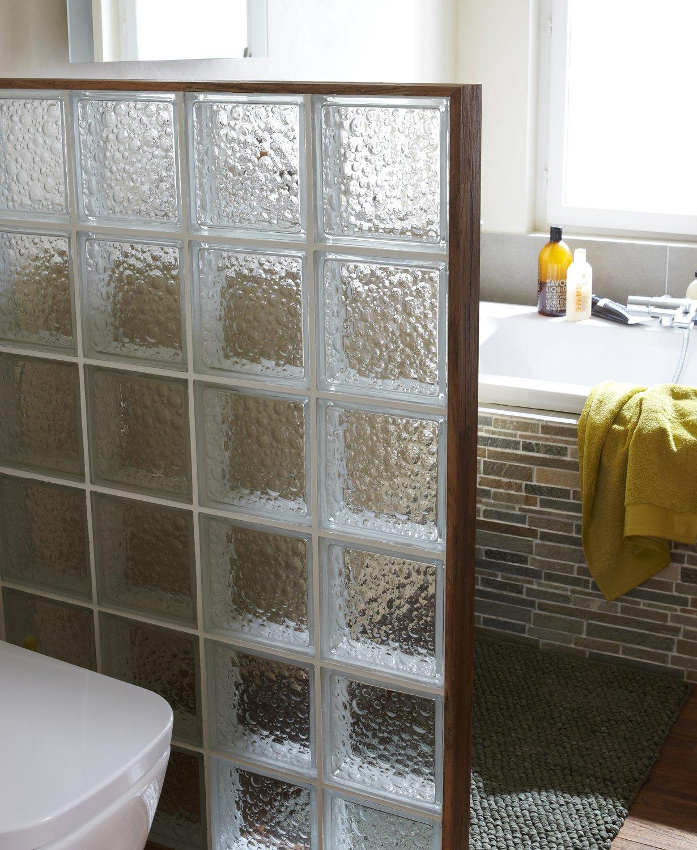 Salle De Bain Brique bloc de verre pour salle de bain | bright shadow online