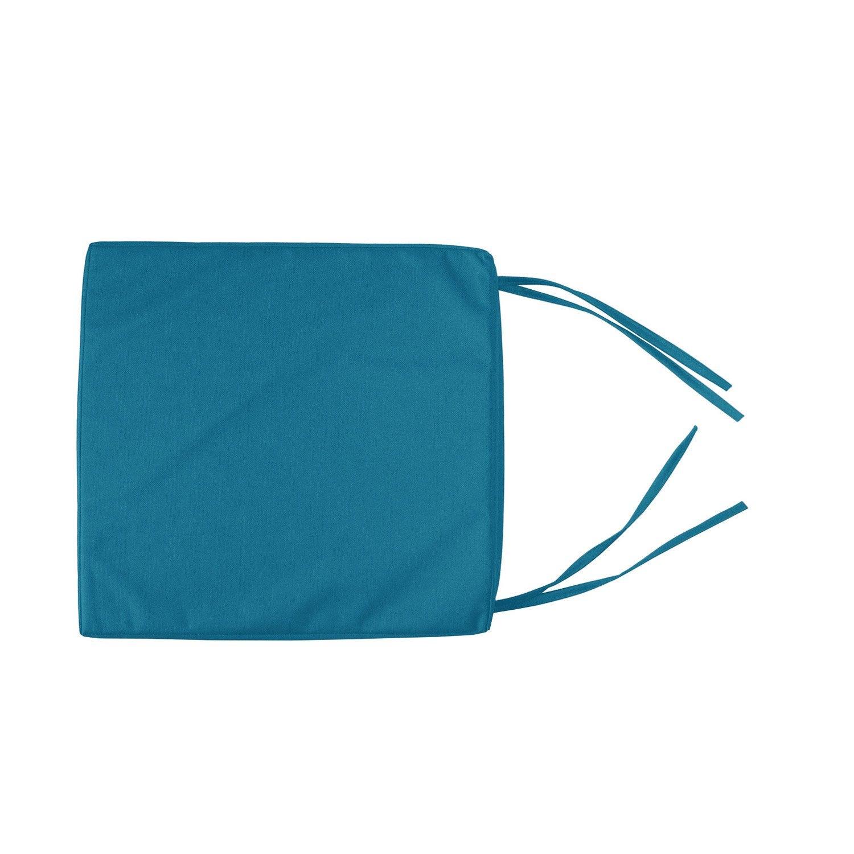 Canard X Enduit H De 38 Chaise Galette Cm 5 PvcBleu L YfI7vb6gy