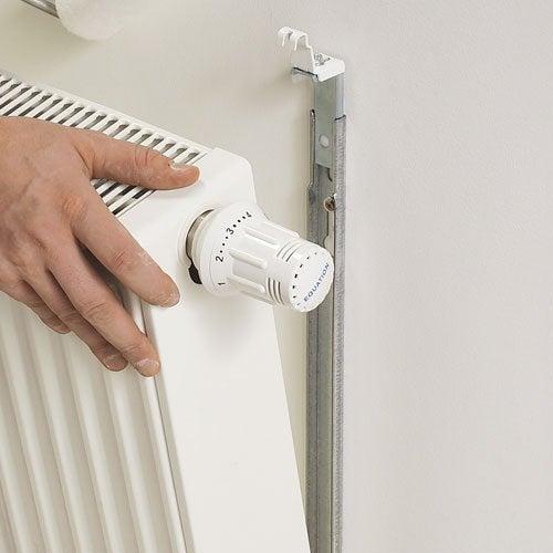 Robinet et accessoires pour radiateur à eau chaude