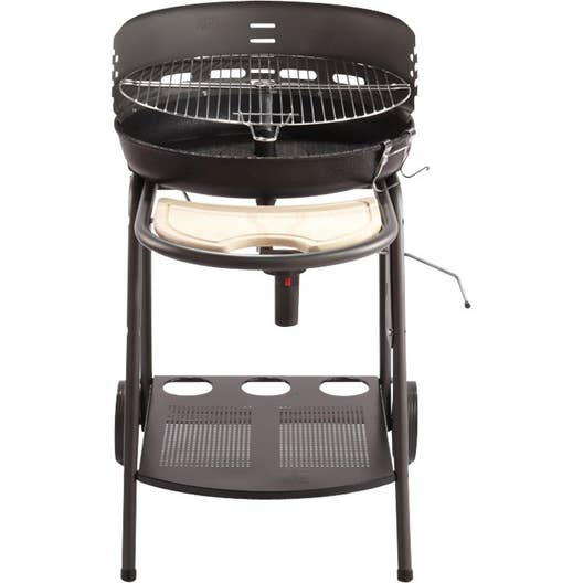 Bbq Leroy Merlin Perfect Rotisserie Barbecues Brleurs