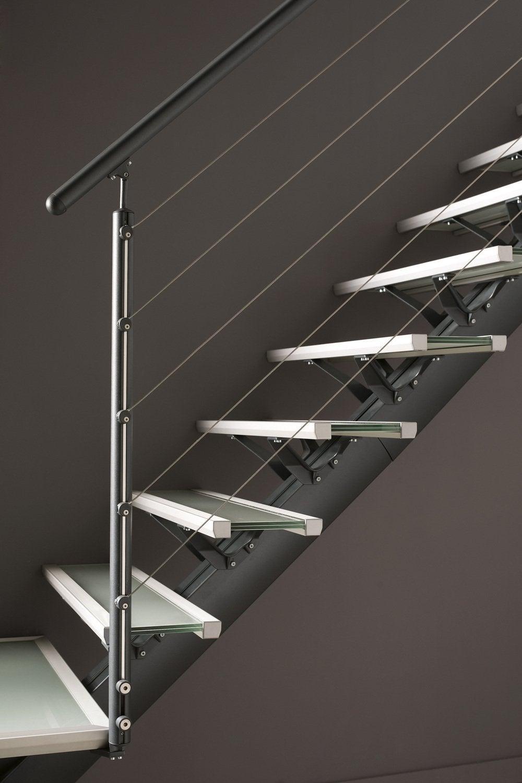 D corez votre int rieur gr ce un escalier moderne leroy for Interieur 88 b v