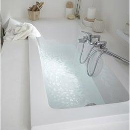 Baignoire rectangulaire L.170x l.70 cm blanc, SENSEA Access design