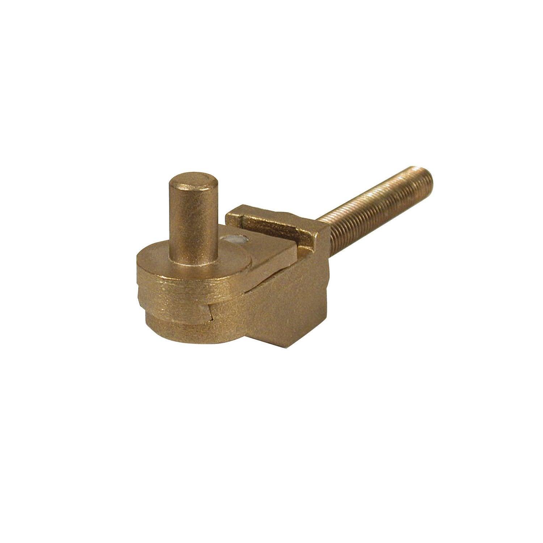 Gond Chimique Métal Brut H50 X L30 X P140 Mm