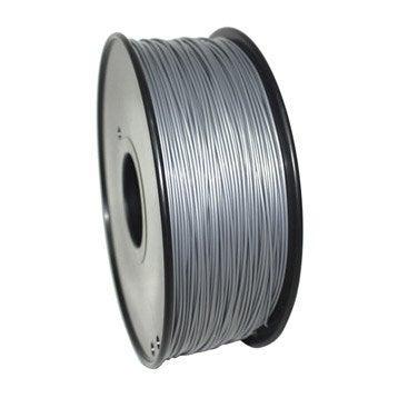 Bobine de filament ABS argent