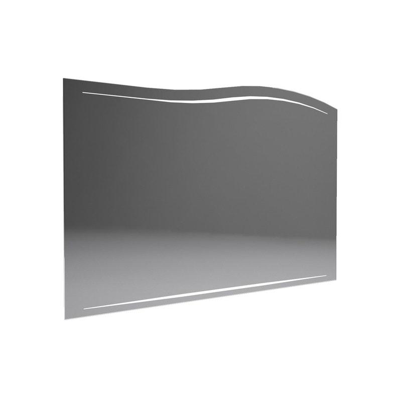 Miroir Avec éclairage Intégré L 100 Cm Decotec Elegance