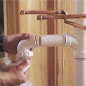 Installer une évacuation PVC (1h30 - 2h)