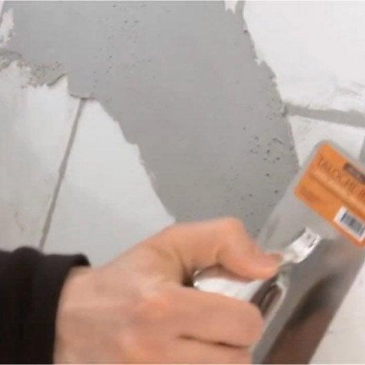 enduit sur carrelage mural cheap enduit masqu carrelage peinture effet bacton pour repeindre du. Black Bedroom Furniture Sets. Home Design Ideas