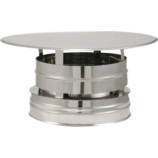 chapeau aspirateur isotip joncoux 180 mm leroy merlin. Black Bedroom Furniture Sets. Home Design Ideas