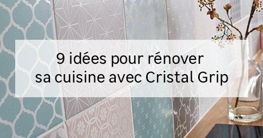 Guide ma cuisine leroy merlin - Cristal grip leroy merlin ...