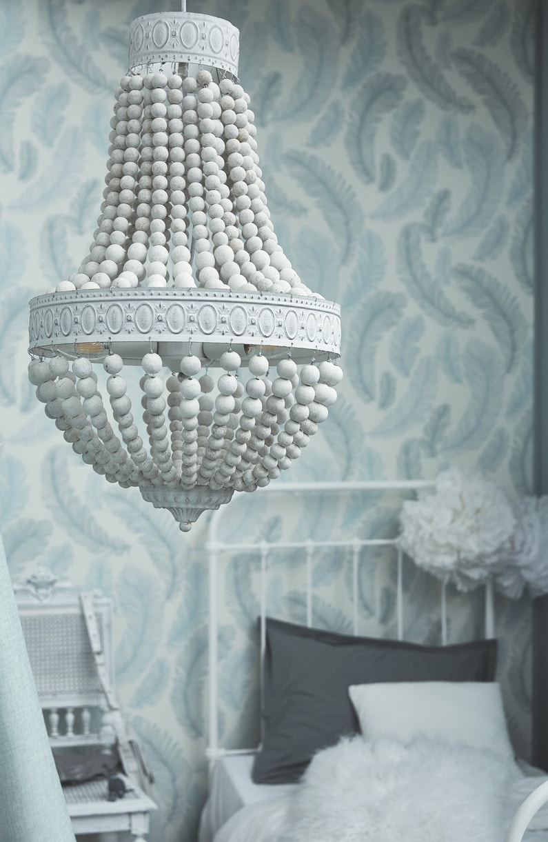 Chambre Adulte Campagne Chic campagne chic pour ce salon | leroy merlin