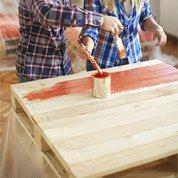 Atelier création : réaliser du mobilier avec des palettes en une journée