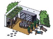 Tout savoir sur l\'aménagement de sa terrasse en différents espaces ...
