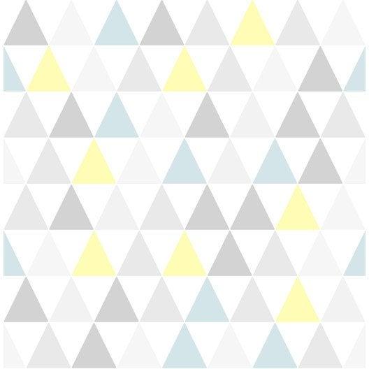 Papier peint intissé Tarek multicolor