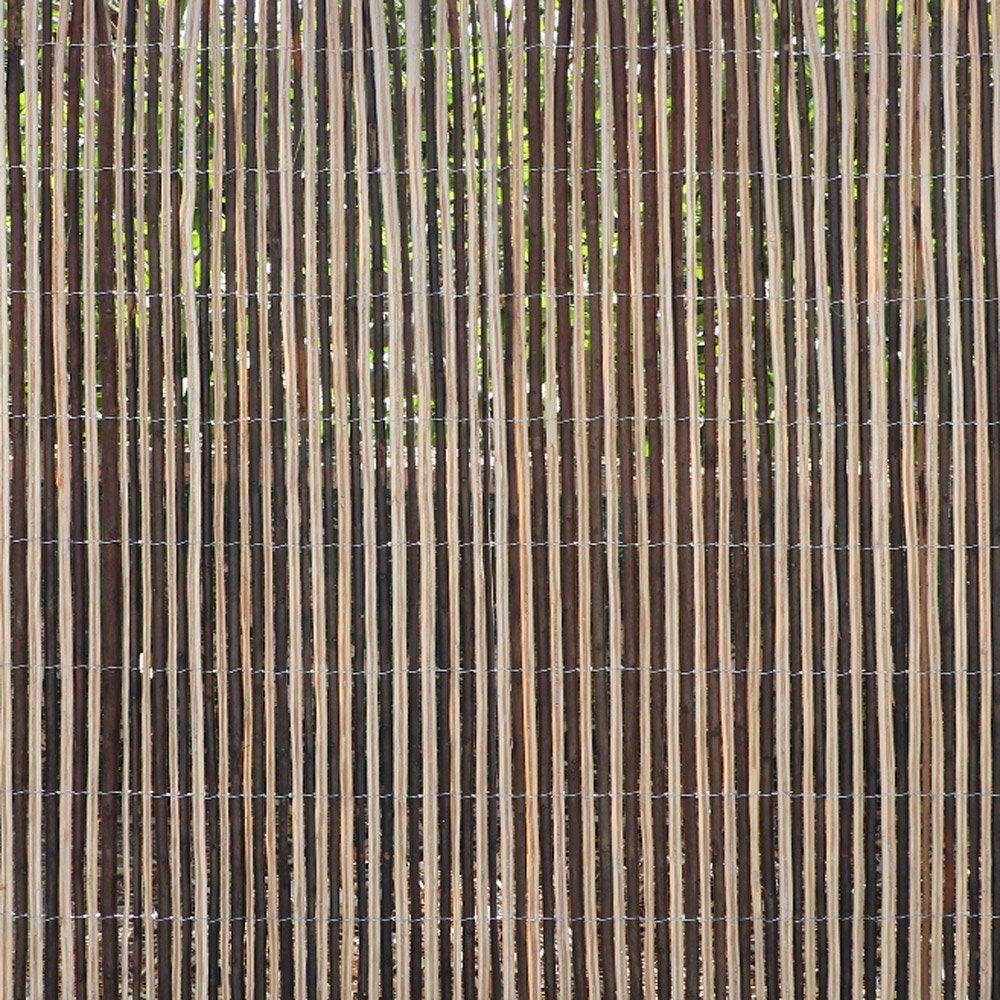 canisse bicolore osier multicouleur h 2 x l 3 m 90. Black Bedroom Furniture Sets. Home Design Ideas