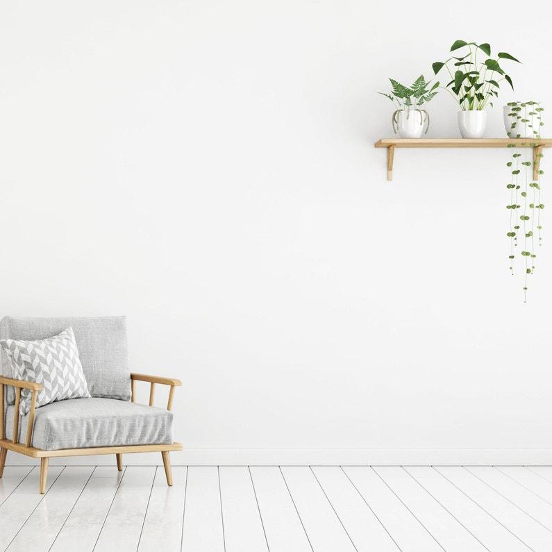 Peinture Sikkens Mur Et Plafond Blanc Velours 2 5 L