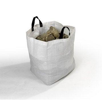 Lot de 2 sacs à gravats OCAI