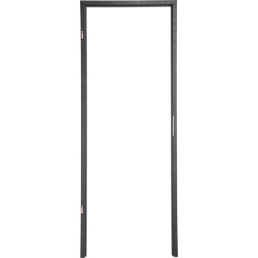 Porte b ti ajustable en pose fin de chantier au meilleur for Porte 73 ou 83