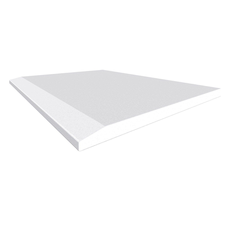 Plaque De Plâtre NF 1.25 X 0.9 M, BA13