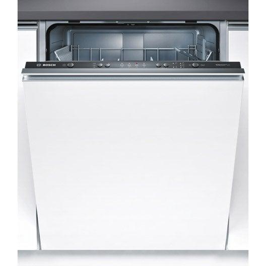 Lave-Vaisselle Intégrable L.59.8 Cm Bosch Smv41D00Eu, 12 Couverts