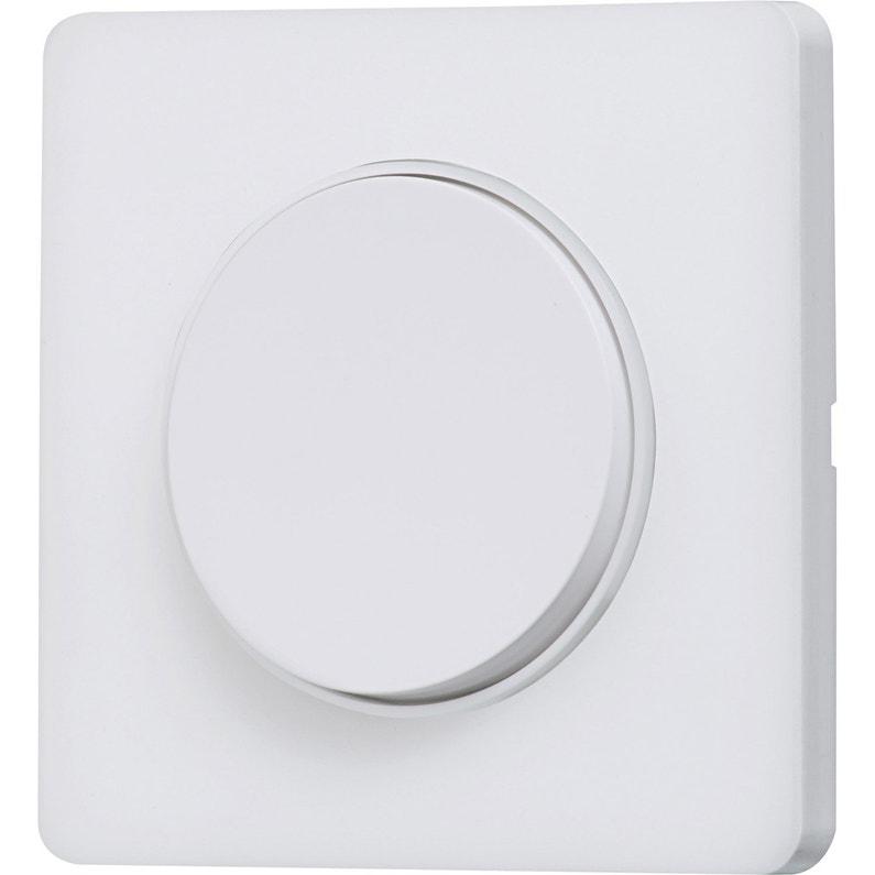 Interrupteur Va Et Vient Odace Blanc Schneider Electric