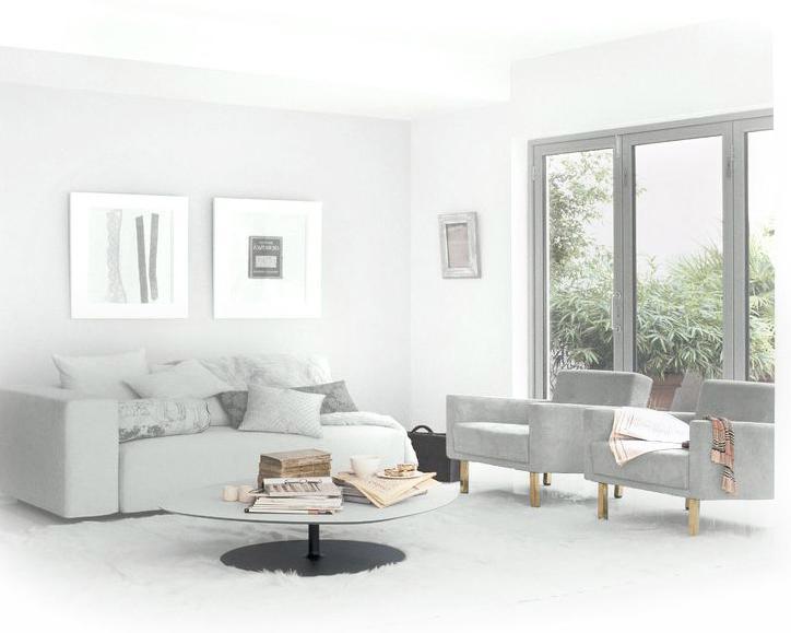 Peinture Blanc Mur Et Plafond Creme De Peinture Dulux Valentine
