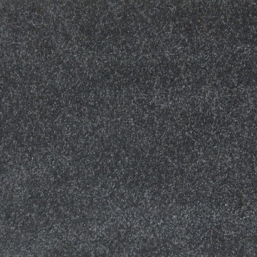 Moquette velours minimoon noire 4 m leroy merlin for Moquette rouge texture
