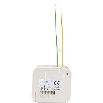 Microrécepteur pour éclairage SOMFY