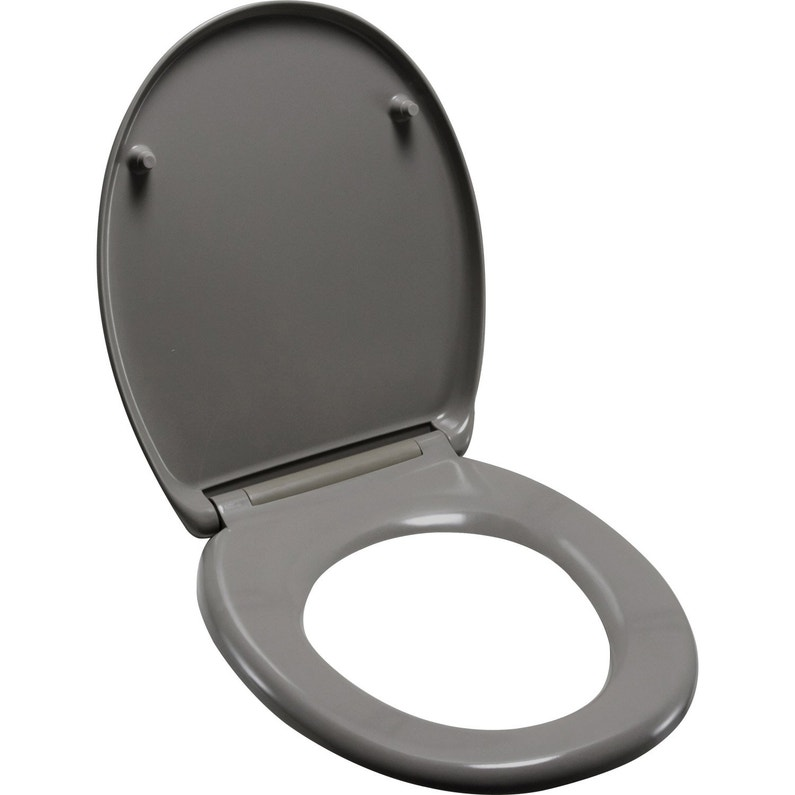 Abattant Wc Clipsable Leroy Merlin