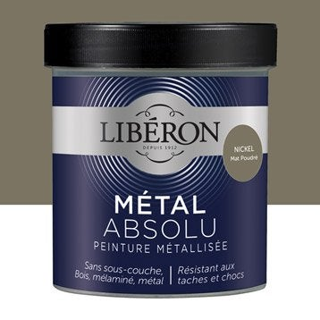 Finition meuble et objet peinture vernis cire huile - Peinture pour metal castorama ...
