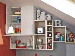 comment choisir son plan de travail stratifi leroy merlin. Black Bedroom Furniture Sets. Home Design Ideas