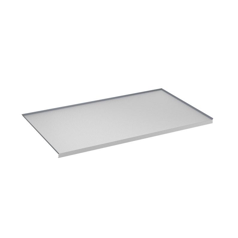 Protection Aluminium Sous Evier Delinia L 86 8 X H 1 6 X P 51 6 Cm
