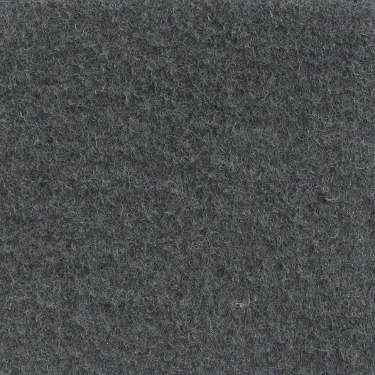 Moquette velours exposhow anthracite 4 m leroy merlin for Moquette motif parquet