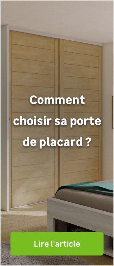 Porte De Placard Au Meilleur Prix Leroy Merlin