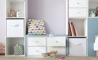 chambre filette scandinave avec rangement leroy merlin. Black Bedroom Furniture Sets. Home Design Ideas