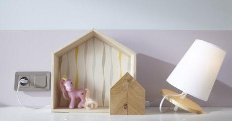 Une petite case pour décorer la chambre