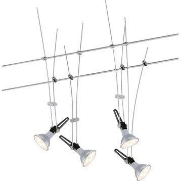 Kit câble PAULMANN Np GU5.3, 4 x 4 W