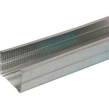 Ossature Métallique Plaque De Plâtre Rail Placo Montant Placo Au